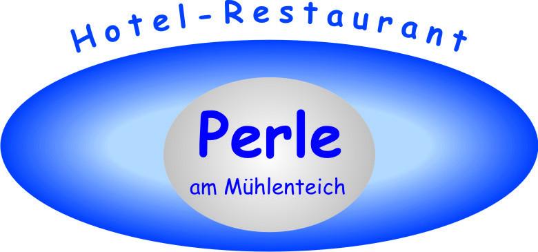 Logo von Hotel und Restaurant Perle am Mühlenteich