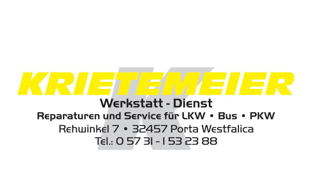 Bild zu Uwe Krietemeier Werkstatt-Dienst KFZ-Meisterbetrieb in Porta Westfalica