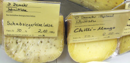 Bioladen Bioinsel Käse