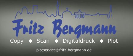 Bild zu Fritz Bergmann Reprografie GmbH & Co. KG in Berlin