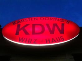 Restaurant KDW Karsten Döring´s Wirz-Haus Wedel