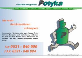 Getränke-Bringdienst Potyka Braunschweig