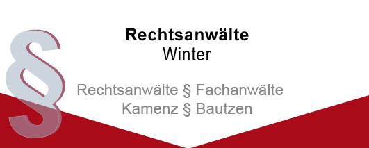 Bild zu Rechtsanwälte Winter in Bautzen