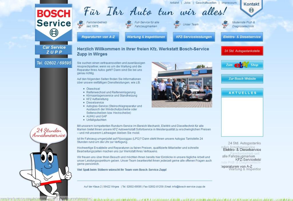 Bild der Bosch-Service Zupp OHG