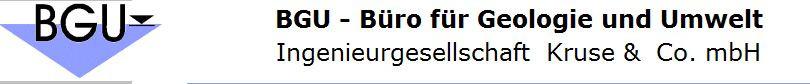 Bild zu BGU Büro für Geologie und Umwelt Ingenieurgesellschaft Kruse & Co. mbH in Hamburg