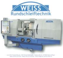 WEISS WUG21 CNC-Universal-Rundschleifmaschine