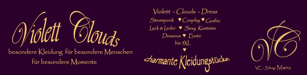 Bild zu Violett Clouds in Mainz