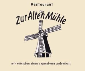 Firmenlogo: Restaurant Zur Alten Mühle