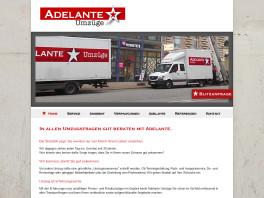Adelante GmbH Umzugskollektiv Hamburg