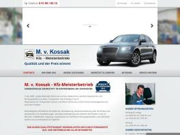 M. v. Kossak - KFZ-Meisterbetrieb Ronnenberg