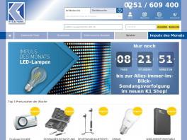 K1 Electronic GmbH Münster, Westfalen
