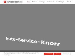 Auto-Service Knorr Würzburg Rottendorf, Unterfranken