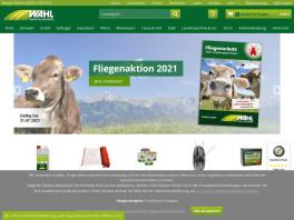 Wahl GmbH - Agrar Fachmarkt und Fachversand Dietmannsried