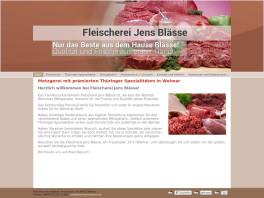 Fleischerei Wolfgang Jens Blässe Weimar, Thüringen