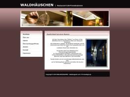 Fremdenzimmer Waldhäuschen Café Restaurant Bonn
