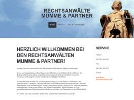 Rechtsanwälte Mumme & Partner Hannover