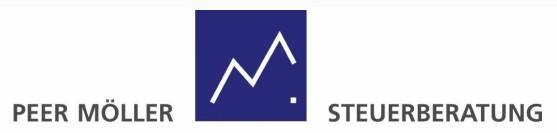 Logo von Peer Möller Steuerberatung