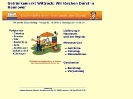 Getränkemarkt Wittrock Hannover