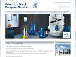 Friedrich Mack Pumpen-Service KG Emmendingen