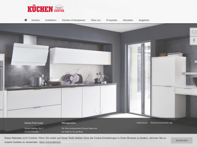 k chen profi center dresden dresden k chenm bel altfranken. Black Bedroom Furniture Sets. Home Design Ideas