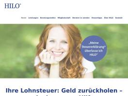 Lohnsteuerhilfeverein HILO e.V. Hauptverwaltung München