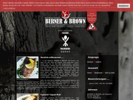 BERNER & BROWN - Die Tapas-Bar am Schauspielhaus Magdeburg
