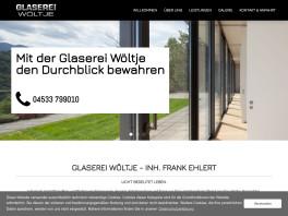 Glaserei Wöltje - Inh. Frank Ehlert Reinfeld, Holstein