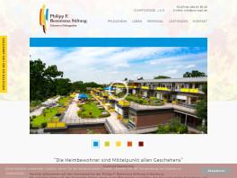 Philipp F. Reemtsma Stiftung Hamburg