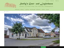 Seelig's Gast-und Logierhaus Stechlin