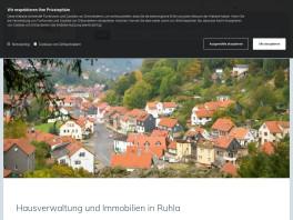 Wohnbau Ruhla GmbH Ruhla
