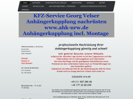 Georg Velser KFZ- Elektrik u. Kommunikation Düsseldorf