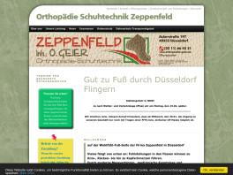 Orthopädie Schuhtechnik Zeppenfeld Inh. Oliver Geier Düsseldorf