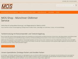 Münchner-Oldtimer-Service MOS, Inh. Manfred Sentef München