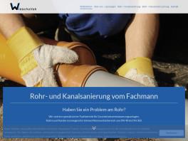 Mike Wieschollek Rohr Kanaluntersuchung Rohr Kanalsanierung Pforzheim