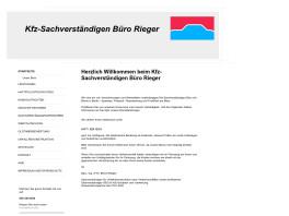Kfz-Sachverständigenbüro Bernd Rieger Berlin