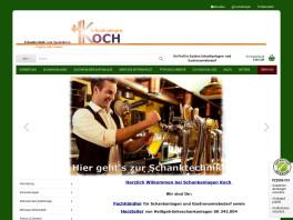 Schankanlagen Koch & ambiente-gastro online GmbH Wadern