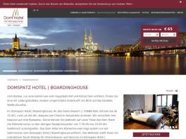 Hotel Domspatz Köln