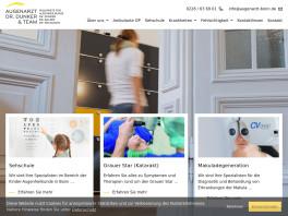 Augenarztpraxis Dr. Ute Dunker und Team Bonn