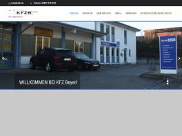 KFZ Reparatur und Service Christian Beyerl Dießen am Ammersee