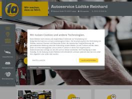 1a autoservice & 24 h Taxibetrieb R. Lüdtke Leipzig