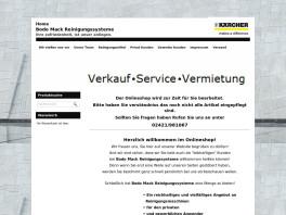 Bodo Mack Reinigungssysteme Düren, Rheinland