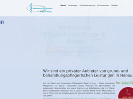Ambulanter Pflegedienst Migge & Posey Hanau