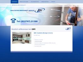 QMS Küchen- u. Möbelmontagen Martin Horn Heidesee