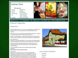 Gasthaus Platz Algermissen