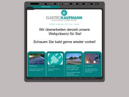 Elektro Kaufmann Erftstadt