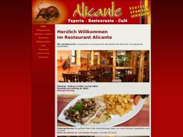 Restaurant Alicante Burgdorf, Kreis Hannover