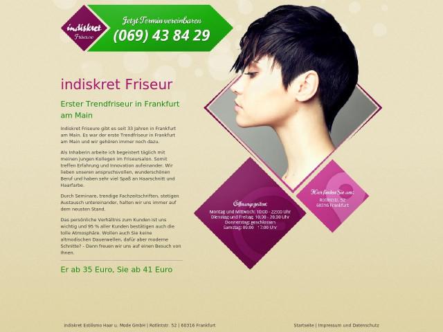 http://www.indiskret-friseure.de