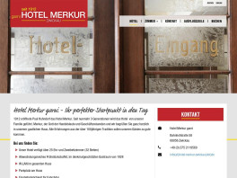 Hotel Merkur Zwickau