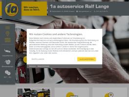1a Autoservice Ralf Lange Tornesch