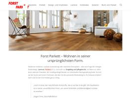 Forst Parkett GmbH München